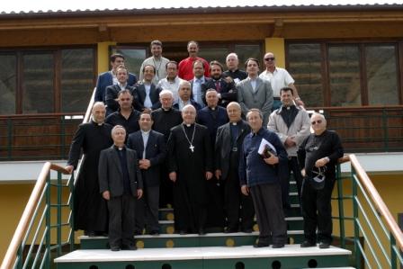 Visita alla Tenuta Tifata Settembre 2005
